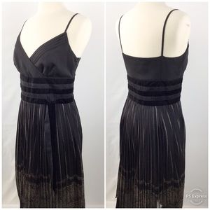 Loft Cocktail Party Black Dress Size 10